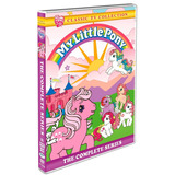 My Little Pony Coleccion Completa Serie Tv Discos Dvd