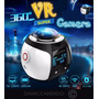 Mini Câmera Original Pano View 360° + Óculos Vr 3d 2017