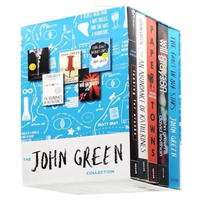 Box - The John Green - Collection Box Set (5 Books)