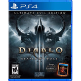 Diablo 3 Ultimate Evil Edition Ps4 Original Físico En Disco