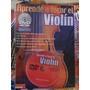 Revista A Tocar El Violin +dvd+canciones Open Music