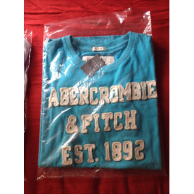 Camiseta Abercrombie & Fitch E Hollister - Masculina