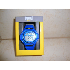Reloj Everlast Digital Azul
