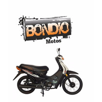 Brava Nevada 110 Base - Bondio Motos