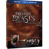 Animales Fantásticos Y Donde Encontrarlos Popup Blu-ray Dvd