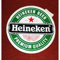 Calco Cerveza Heineken 30cm X 3 Unidades