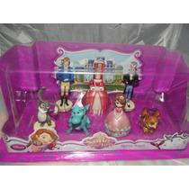 Coleccion De Disney Figuras Princesa Sofia