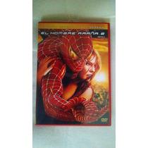 El Hombre Araña 2 Dvd