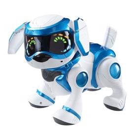 Tb Mascota Robot Tekno Robotic Puppy With Bone & Ball