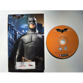 Cd Original E Livro - Batman Begins Level 2 - Jane Ravell