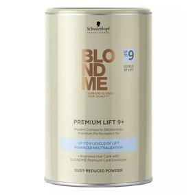 Schwarzkopf Blond Me Pó Descolorante Premium Abr 9 Tons 450g