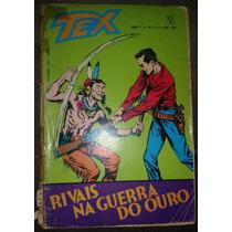Gibi Tex Ano 1 Nº 11 - Editora Vecchi 1972 Primeira Edição