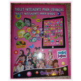 Tablet Infantil Chiquititas Rosa Super Educativo Inteligente