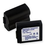 Bateria P/ Panasonic Lumix Cga-s006 Fz8 Fz28 Fz30 Fact A Y B