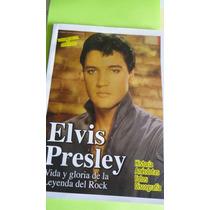 La Vida E Historia De Elvis Presley Revista El Rey Del Rock