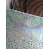 Plano Replica Antiguo Ciudad Buenos Ayres 1805 ..1,30mx0,60m
