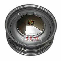 Roda Fusca/ Variant/ Tl/ Brasilia / Calotas Speed Porsche