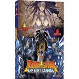 Box Dvd Cavaleiros Do Zodiaco Saint Seiya - The Lost Canvas