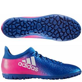 Zapatillas adidas X 16.3 (grass Sintético) - Últimas 2017 !!
