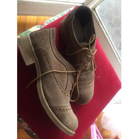 Zapatos Mujer Levis Cuero Legítimo 37/38