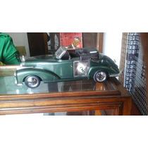 Carro Reloj Juguete Antiguo