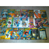 Varios Comics Marvel Dc X-men Spiderman Linterna Jla Vid