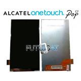 Display Lcd + Tactil Y Marco Alcatel C7 Original Nuevo