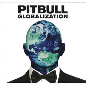 Pitbull Globalization Disco Cd Con 11 Canciones