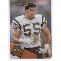 1994 Action Packed All Madden Team Junior Seau Chargers