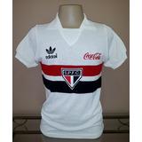 Camisa Retrô São Paulo 1988-1990 Coca - S A L D Ã O ! ! !