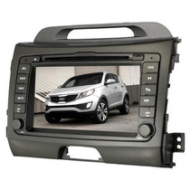 Central Multimidia Aikon Kia Sportage S100 2011/2014