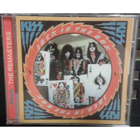 Cd - Kiss - Jack In The Box - The Pr Collection Classic Rock