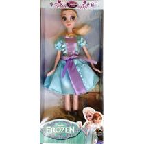 Muñeca Elsa De La Película Frozen Disney