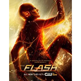 Pôster - The Flash: 1ª Temporada - Frete Grátis