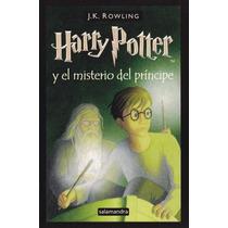 Libro: Harry Potter Y El Misterio Del Principe - Pdf