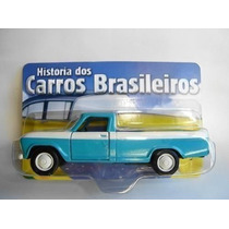 Miniatura Carros Brasileiros Chevrolet C15