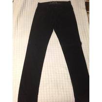 Pantalon De Pana Zara Man Young Color Negro Talla 31 Vestir