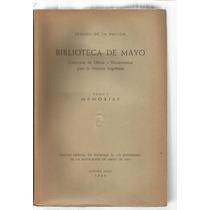 Senado De La Nación: Biblioteca De Mayo. Obra Completa