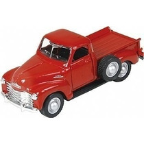Miniatura Carros Brasileiros Chevrolet 3100 1953