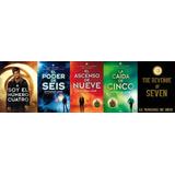 Saga Completa Soy El Numero Cuatro E-books + Extras