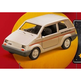 Miniatura Carros Nacionais Vol2 Gurgel Br 800 1989