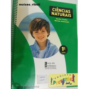 Livro Professor Ciências Naturais Projeto Presente! Ee