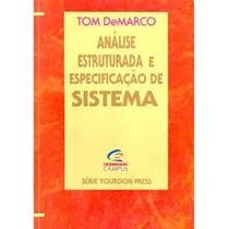 Analise Estruturada E Especificacao De Sistemas - Tom De Mar