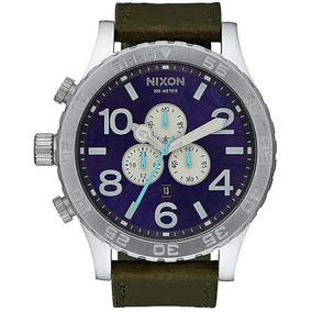 Nixon 51-30 Tatoo Edição Limitada Mergulho 300m Impecavel