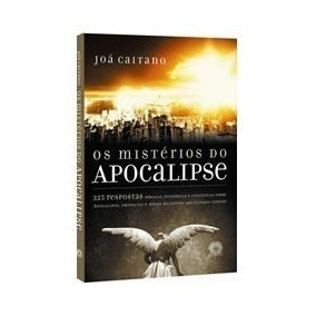 Os Mistérios Do Apocalipse - Livro - Escatologia 10 Peças