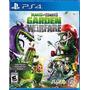 Plants Vs Zombies Garden Warfare Ps4 |tarjeta Digital|
