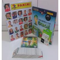 Kit Copa Do Mundo 2014 - Álbum, Cromos, Pendrive E Game Ps3