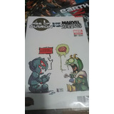 Age Of Ultron Vs Marvel Zombies,#1 Secret Wars, Televisa