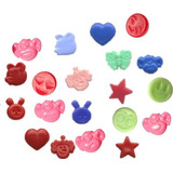 Broches Baby Snaps X 1000 Oferta Colores