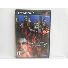 Virtua Fighter 4 - Ps2 - Original Americano